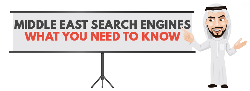 middle east search engines