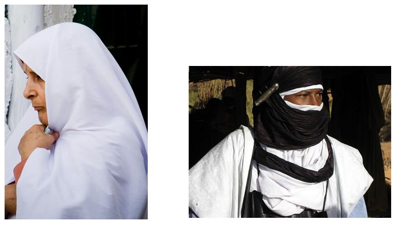 Libyan Woman andMan