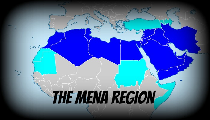 Image result for mena region