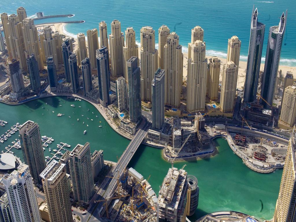 Dubai and UAE import