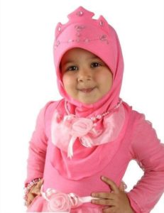 Children's Hijab