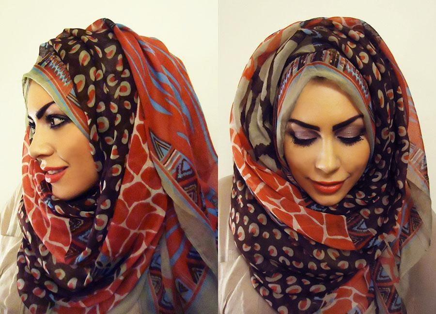 Hijabs with Volume
